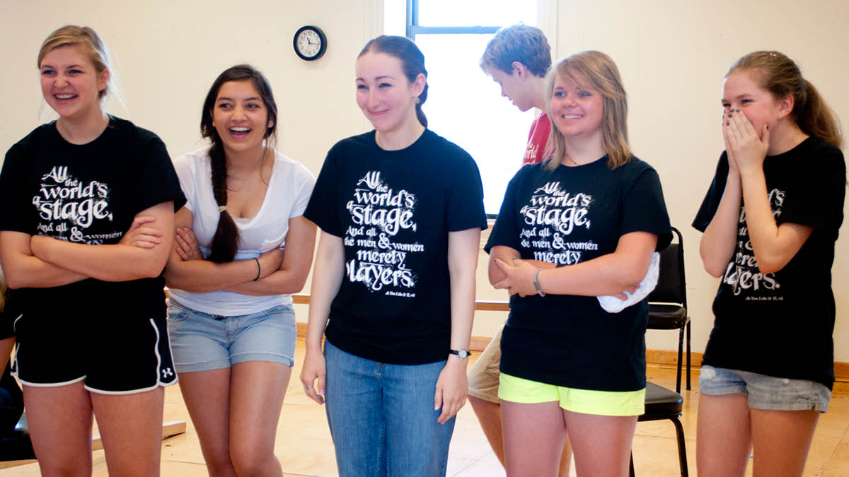 Actors workshops teens