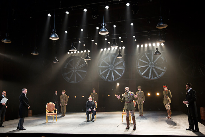 The Shakespeare Theatre Company's production of Othello