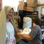 Romeo & Juliet: Making of Madonna Statue